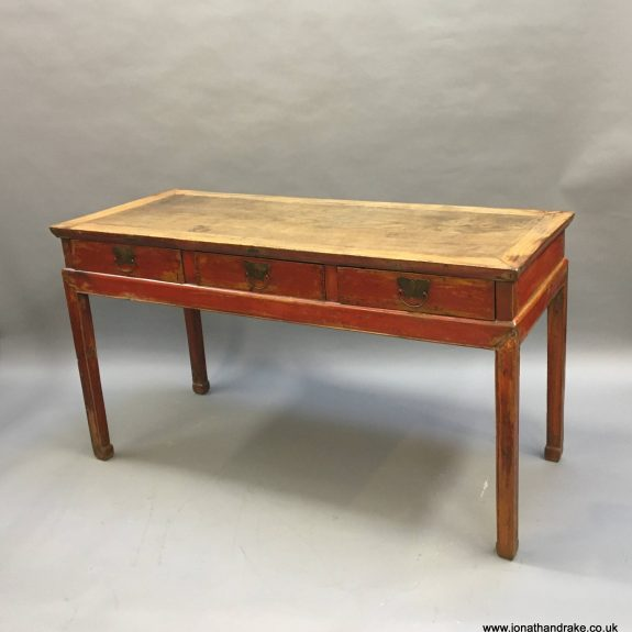 Chinese Antique Side Console Table