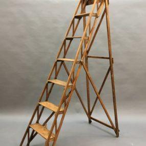 Early C20th Hatherley Step Ladder